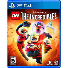 Lego The Incredibles Ps4 [Brand New]