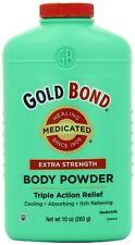 Gold Bond Body Powder Medicated Extra Strength 10 oz Each
