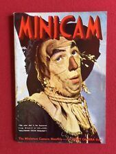 """1939, Wizard of OZ, """"MINICAM"""" Magazine (Rare)"""