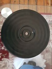 GARRARD RC-210 OR RC-209 RECORD PLAYER STEEL PLATTER