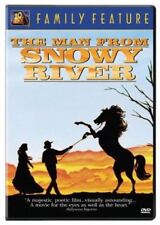 THE MAN FROM SNOWY RIVER Kirk Douglas DVD NEW