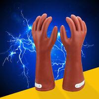 12KV antielektrische Gummihandschuhe Hochspannungsisolierte Handschuhe