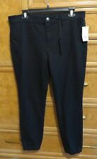 Women's Vince denim jogger jeans dark blue (rinse) size 31 brand new NWT $185