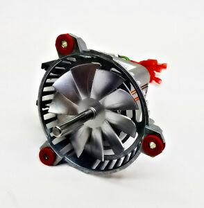 Harman & Heatilator Combustion Blower, Exhaust Fan Draft Motor, 3-21-08639