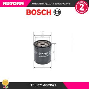 F026407085 Filtro olio (BOSCH).