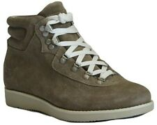 Womens Ladies Timberland Hiker Olive Leather Suede Waterproof Boots Size UK 3.5