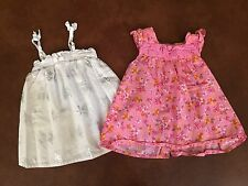 Children's Place Lot Of 2 Shirts For Size 12-18 Month Baby Girl