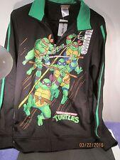 Men's Small TMNT zip up sweatshirt