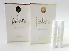 2 Dior JAdore Eau de Parfum Spray Samples  FRANCE ON SALE  SEXY SCENT FREE GIFT