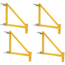 Scaffolding Steel Outriggers 4-Piece Set 2-Story Platform Set-Up 18