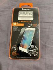 Spigen iPhone 6s/6 [Glas.tR SLIM] Tempered Glass Screen Protector
