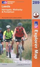 Leeds (Explorer Maps) (OS Explorer Map), Ordnance Survey, Good Condition Book, I