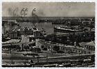 cartolina GENOVA panorama del porto