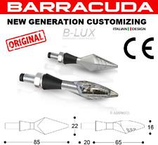 Barracuda Coppia Frecce X-LED B-Lux Argento Universali YAMAHA XT 250