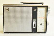 Toshiba Transistor Radio 10M-860F Battery Working Vintage Voice Music Setting