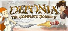 Deponia: the Complete Journey-Steam-key [Steam key]