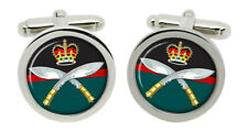 Royal Gurkha Rifles, British Army Cufflinks in Box