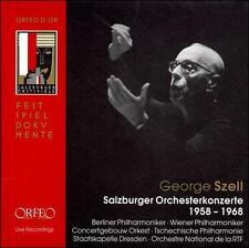 Salzburger Orchesterkonzerte, New Music