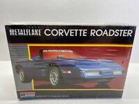 Monogram 1:24 Scale Chevrolet Corvette Convertible Sealed Boxed Model Kit NoRes