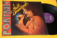 Neil Diamond 2LP Portrait Orig Germany 1976 EX+ Gatefold Laminated Cover
