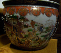 Vintage Zhong Guo Zhi Zao Chinese vase Zhi Zuo Teapot mark