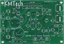 LM4780 HiFi Stereo Amp NEW VERSION 1.3. 2 x 60W RMS PCB DIY PRICE DROP!