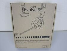 Jabra Evolve 65 Wireless Bluetooth Over The Head Headset (Brand New)