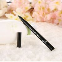 Femmes Pro Maquillage de Beauté Cosmétiques Eyeliner Crayon Noir Traceur Liquide