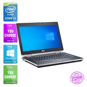 Dell Latitude E6430 Portable Coeur i5-3340M 16GB 480GB SSD Webcam Win 10