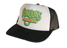 Funyuns onion rings hat Trucker Hat Mesh Hat black new adjustable