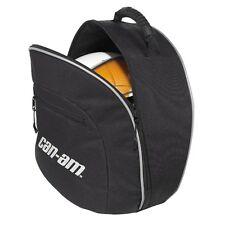 Can-am original bolsa de casco negro mochila 447678