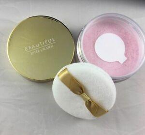 Estee Lauder BEAUTIFUL Perfumed Body Powder 1 oz. New, Unboxed, & Sealed