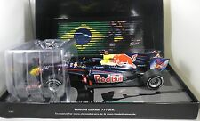 RED BULL RB6 #5 Sebastian VETTEL F1 2010 1st BRAZILIAN GP 777 pc MINICHAMPS 1:18