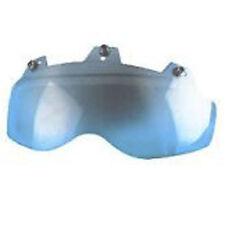 NEW ECHO 3 SNAP SHORTY SHIELD HARD COATED BLUE MIRROR 02-312 514021 ECHO