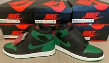Authentic Jordan 1 Retro Pine Green- New Mens Shoes Size 9 ~FREE SHIPPING~
