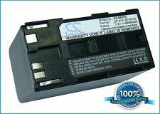 7.4 V Batteria per Canon UC-V300, ES-50, XL1S (con oro MOUNT), UC-V200, ES-420V,