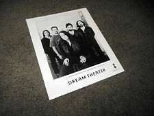 DREAM THEATER 2001 Press Kit 8x10 Promo Photo ONLY