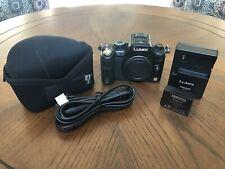 Panasonic Lumix DMC-GH2 Digital Camera Body, Excellent Condition, Black