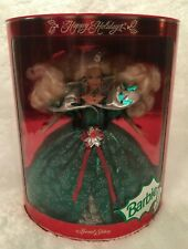 Happy Holidays Special Edition Barbie Doll 1995 New In Box Factory Sealed