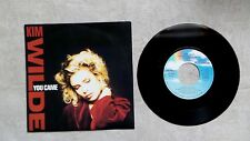 "DISQUE VINYLE 45T 7"" SP / KIM WILDE ""YOU CAME"" 1988 MCA RECORDS 257 964-7 POP"