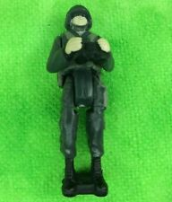 Galoob Army Gear Battle Squad Soldier Military German Infantry Grey Troops Lot Q