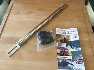 CROSS BAR for umbrella for ATVs,BOATS,,PERSONAL WATER CRAFT ,RIDING MOWERs