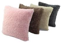 Velvet Pillow Cases Square Home Décor Sofa Cushion Covers 4 Colors 18'' 24''