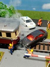 brennendes Auto LED Brandflackern Feuer Flackerlicht PKW für Spur H0 S219