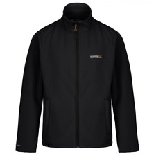 Regatta Mens Cera III Softshell Jacket M Black Rml107 80860