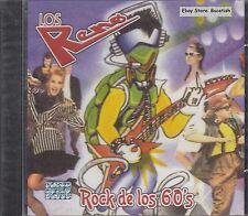 Los Reno Rock de Los 60s CD New Nuevo