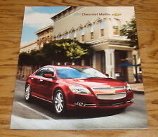 Original 2011 Chevrolet Malibu Sales Brochure 11 Chevy LS LT LTZ