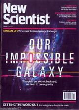 New Scientist Science Magazines