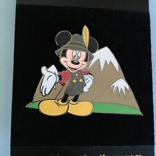 Disney Mickey Mouse Germany Pin Limited Edition Of 100