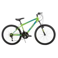 Durable Multicolored Crafted Steel Frame Alpine 24 in. Men's Mountain Bike
